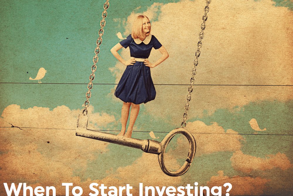 When To Start Investing